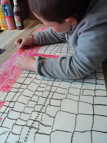 A cidade de Paul Klee / Paul Klee city
