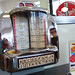 Johnny Rockets - table jukebox