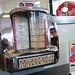 Johnny Rockets - table jukebox