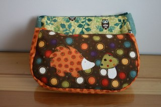 Zippy pouches