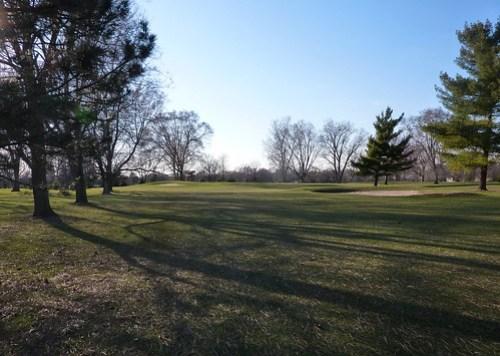 twilight golf april 2011