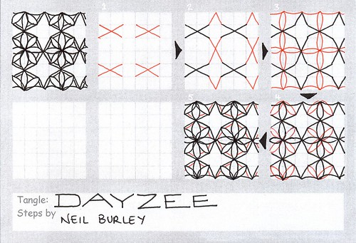 Dayzee - tangle pattern by perfectly4med