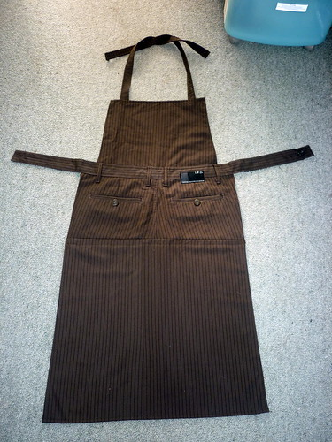 Pants no more - Part 1 - Apron