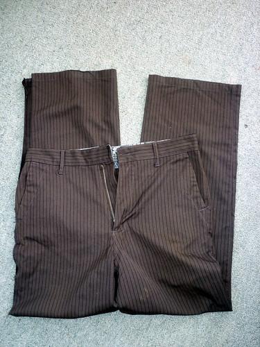 Pants no more - Part 1