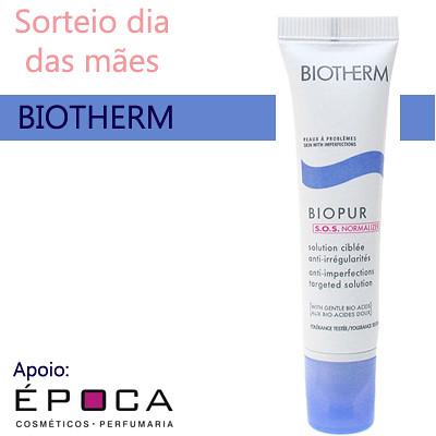 SORTEIO BIOTHERM