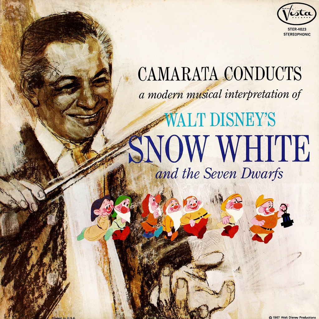 Tutti Camarata - Snow White and The Seven Dwarfs
