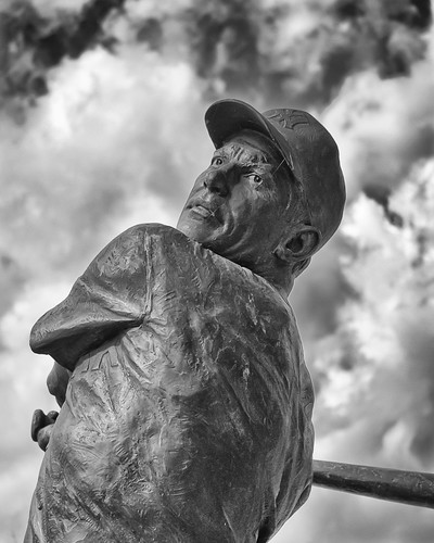 Mickey Mantle Statue