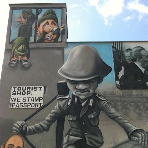 Berlin Wall Art 5