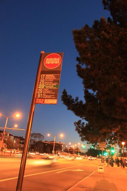 Muni station