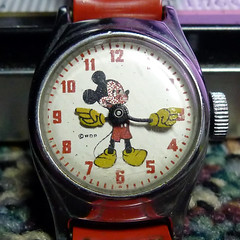 Mickey Mouse Watch 1959