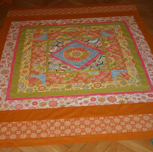 California Dreamin Quilt xxl by rbw