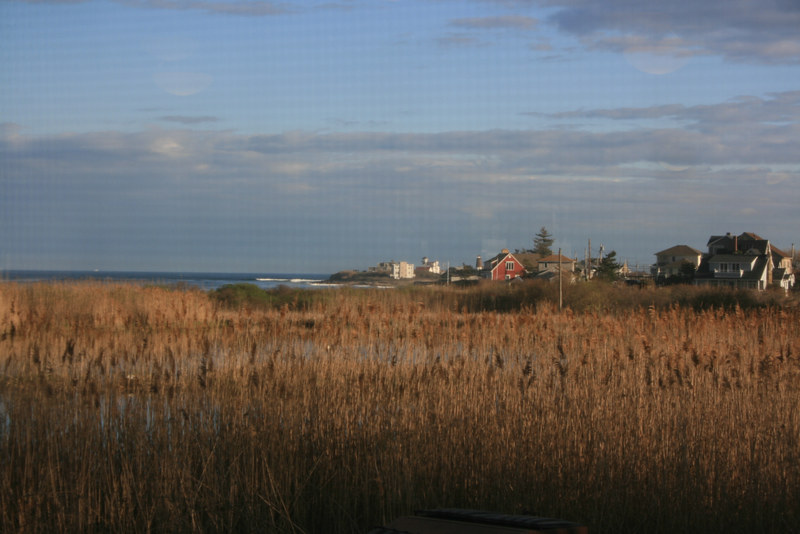 view of point judith from aunt carrie's