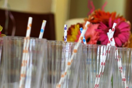 Sweet Lulu party straws