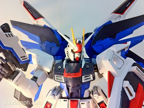 Building 1/60 Freedom Gundam