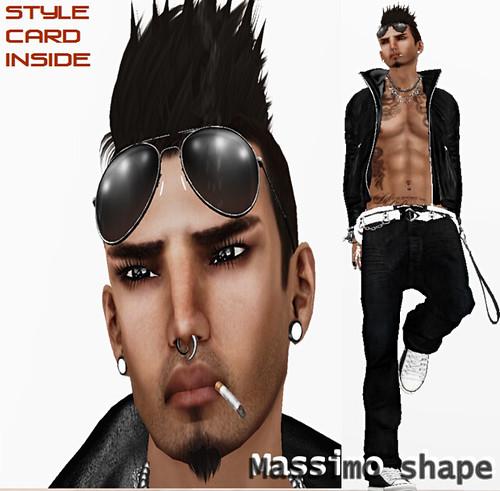 Massimo shape by CosaNostraSL