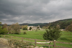 Bolton Abbey in a Glorious Spring