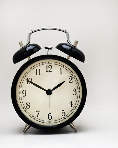 [clock] by RHiNO NEAL, on Flickr