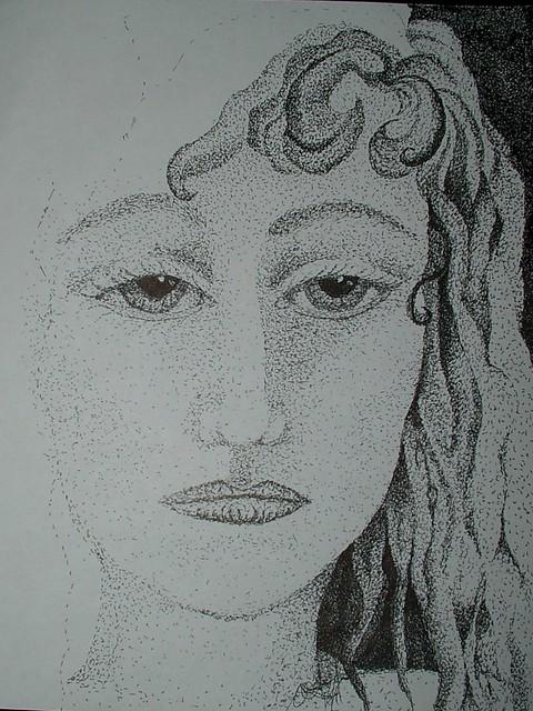 stipple doodle