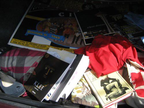 Junk In My Trunk 4-30-2011