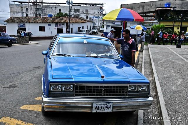 KLR 650 Trip Venezuela 69