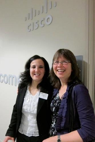 TechWomen at Cisco