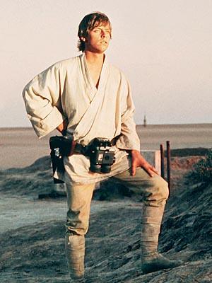 Luke Sywalker -- Star Wars