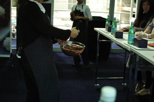 Hands On Chocolate class