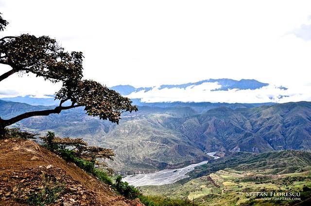 KLR 650 Trip Ecuador 33