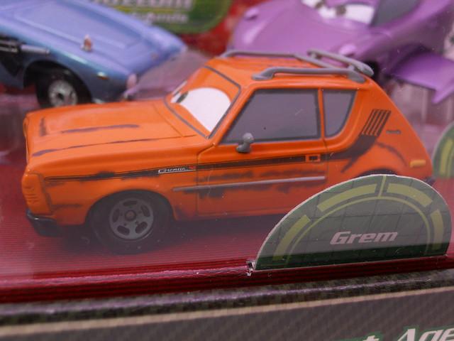 disney store cars 2 secret agent ops boxset (4)