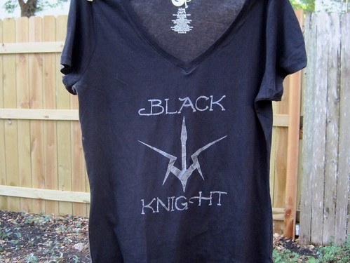Code Geass Black Knight Tee