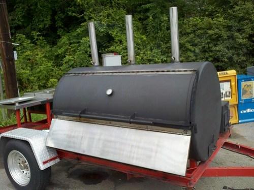 Gateway smoker