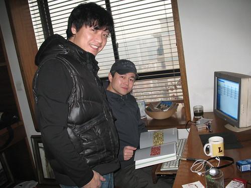 Yao Wei and Shen Hao