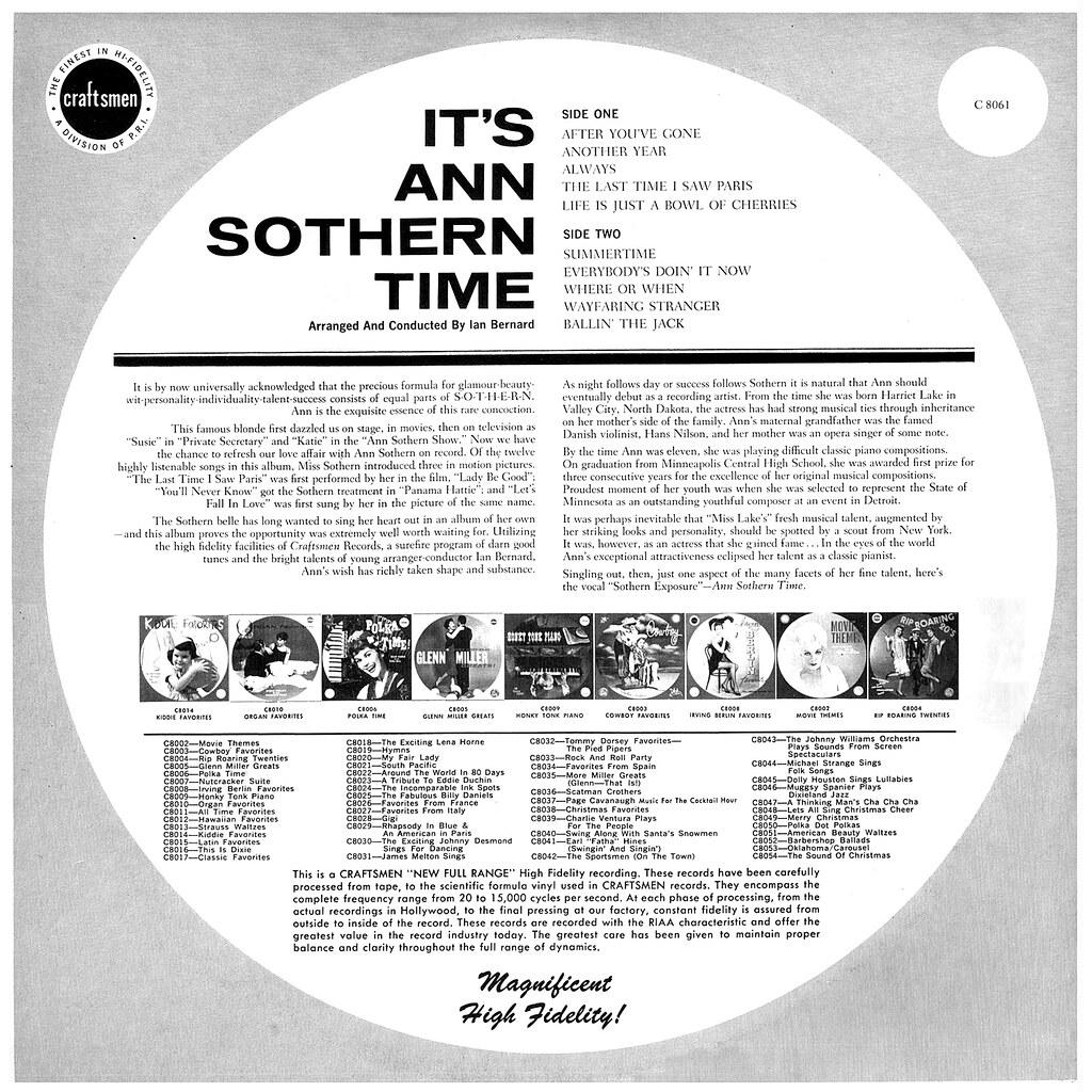 Ann Sothern - It's Ann Sothern Time