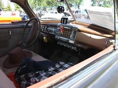 1948 Chrysler Windsor interior