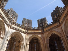 Batalha, the unfinished chapels