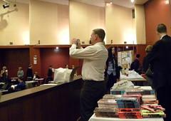 Tony Higginson at Sefton Super Reads