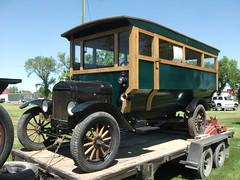 1922 Ford Model T School Bus