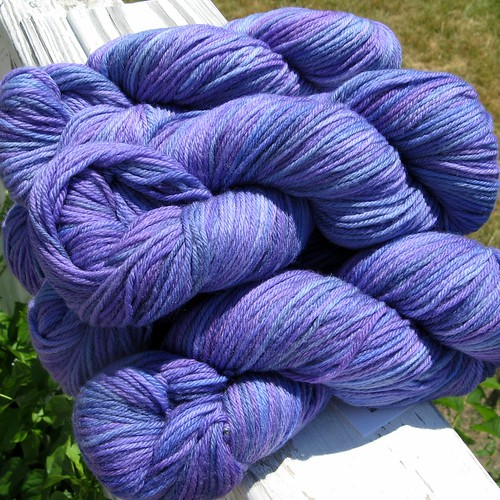 2389 KP Swish Worsted in Blue Violet