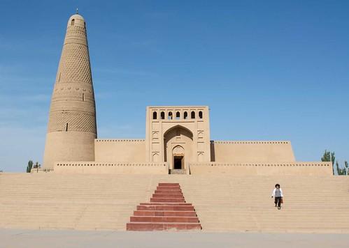 Turpan Emin Minaret
