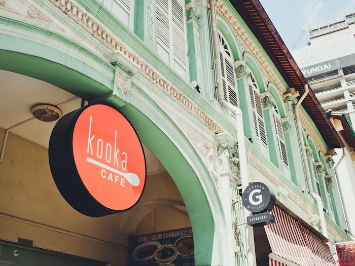 Kooka Cafe Purvis Street