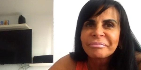 """Gretchen procura emprego na França: """"Não posso achar que sou madame"""""""