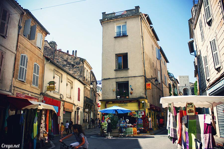 2016.10.30 | 看我的歐行腿| 一個人旅行南法亞爾勒 Arles,但永遠不會是一個人 09