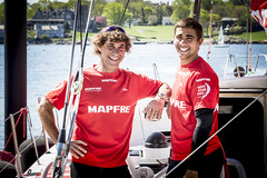 "MAPFRE EN LA VOLVO OCEAN RACE./ MAPFRE IN THE VOLVO OCEAN RACE. • <a style=""font-size:0.8em;"" href=""http://www.flickr.com/photos/67077205@N03/17500525540/"" target=""_blank"">View on Flickr</a>"