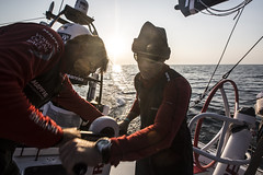 """Volvo Ocean Race 2014 - 15 Leg 7 to Lisbon • <a style=""""font-size:0.8em;"""" href=""""http://www.flickr.com/photos/67077205@N03/17814823911/"""" target=""""_blank"""">View on Flickr</a>"""