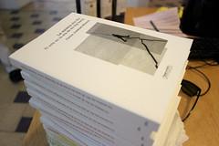 """Lanzamiento del libro """"La escena sin fin...."""
