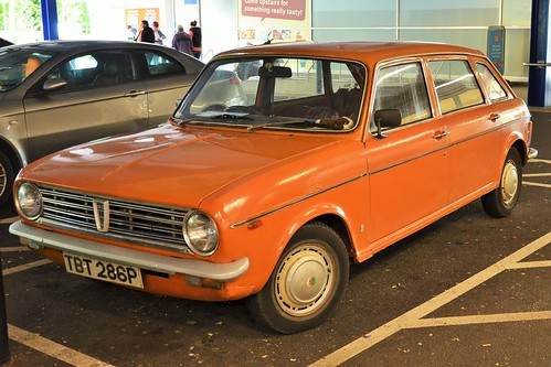 Image result for austin maxi orange