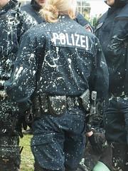 Occupy - Räumung in Farbe *