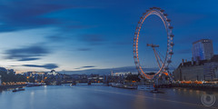 The Eye At Sunset