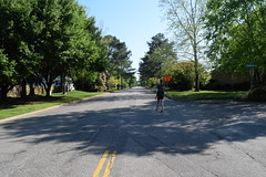 The Road Ahead. Day 33. Off of Sandbridge Road in Sigma, VA.