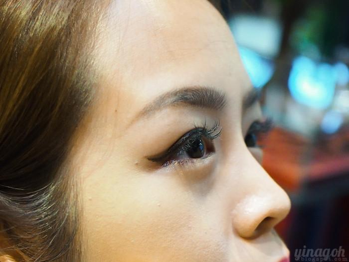 Graceous eyelash extensions Singapore